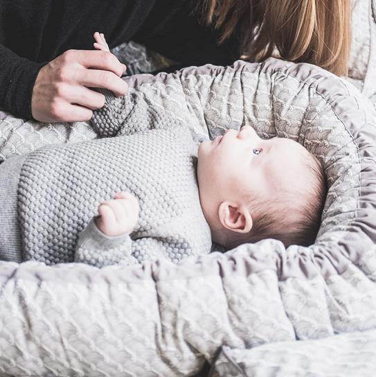 Babynest fra Filibabba
