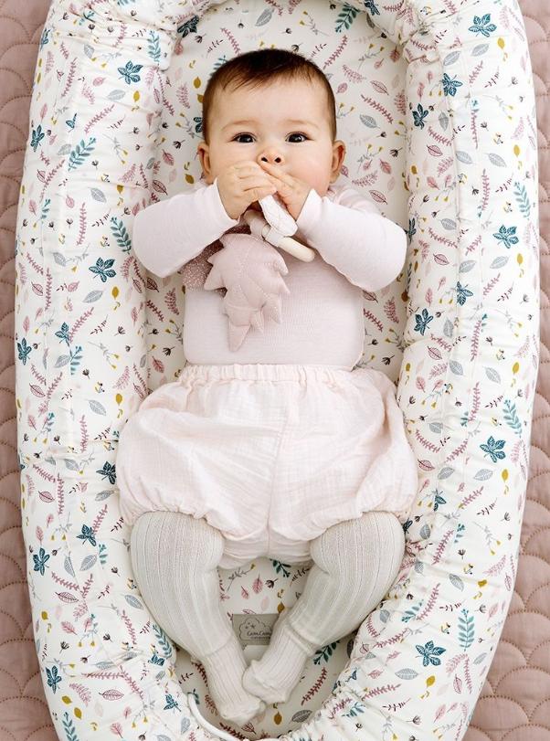 Den nye babynest fra CamCam