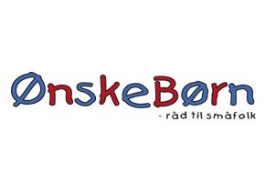 Ønskebørn logo